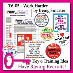 T6-05 – Work Harder by being Smarter!